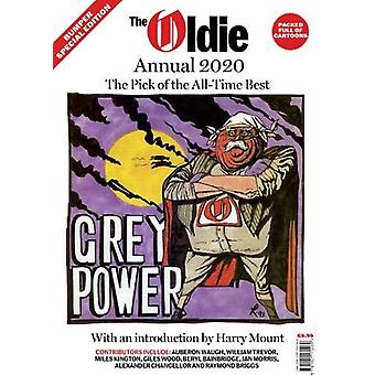The Oldie Annual 2020 by Harry Mount - 9781901170290 Book