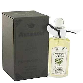 Gardenia Penhaligon's Eau De Toilette Spray By Penhaligon's 3.4 oz Eau De Toilette Spray
