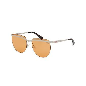 Guess - Accessoires - Sonnenbrillen - GU8203_10S - Damen - orange,silver