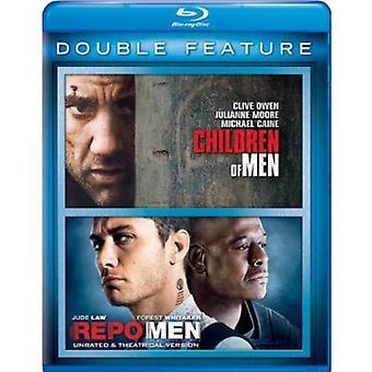 Enfants d'importation USA hommes/Repo Men [BLU-RAY]