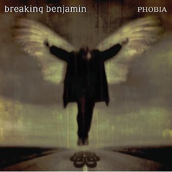 Breaking Benjamin - Phobia (Clean) [CD] USA import