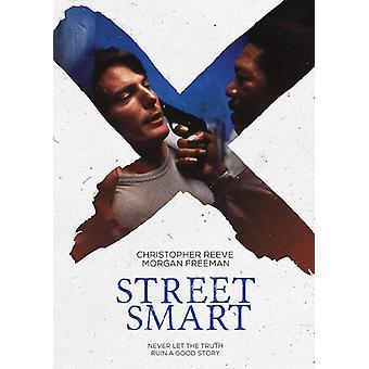 Street Smart [DVD] USA import