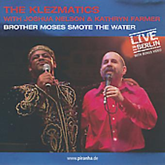 Klezmatics - Brother Moses Smote the Water [CD] USA import