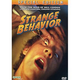 Strange Behavior [DVD] USA import