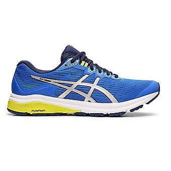 Asics GT 1000 8 Mens Running Fitness Trainer Shoe Blue/Silver