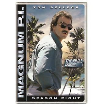 Magnum Pi: Sæson otte [DVD] USA import