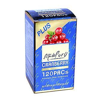 Cranberry 120 PACs 40 capsules