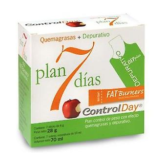 Plan 7 Dias Cday 7 packets