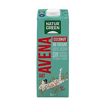 Organic Oat and Coconut Drink 1 L