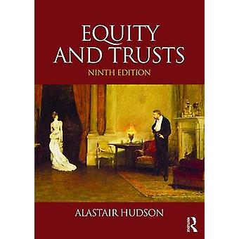 Equity and Trusts by Hudson & Alastair