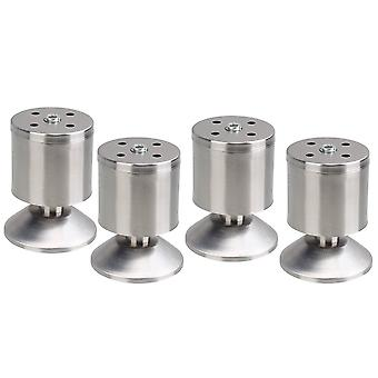 4pcs Stainless Steel Furniture Foot Leg Feet 50*80mm
