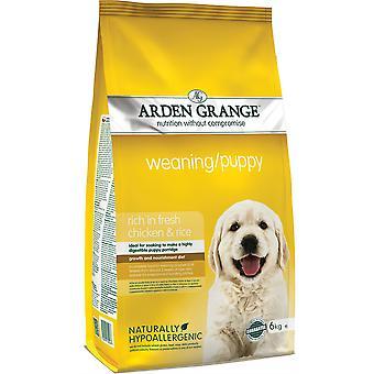 Arden Grange Spenen/Puppy - 6kg