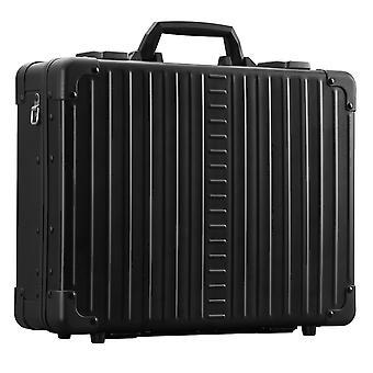 "ALEON Attach' Caja portátil de aluminio 17"" Caja portátil 42 cm, Negro"