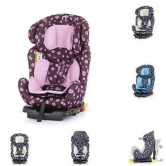 Chipolino Child Seat Campo Group 0+1/2/3 (0 - 36 kg), Isofix, Top Tether, SPS
