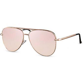 Sunglasses Unisex pilot gold/pink (CWI1909)