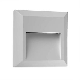 Esterno LED Wall Surface montato chiaro bianco 12,5 cm 130lm 4000K IP65