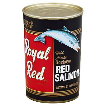 Royal Red wild Alaska Sockeye rode zalm