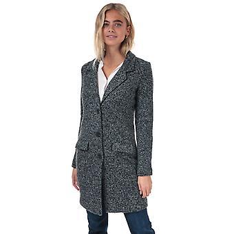 Women's Jacqueline de Yong Besty Fall Jacket in Grey