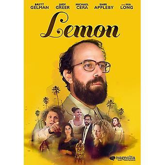 Lemon [DVD] USA import