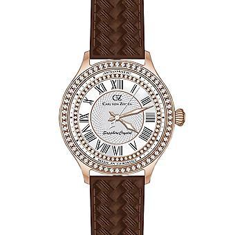 Carl von Zeyten Women's Watch Wristwatch Automatic Hornberg CVZ0068RWH