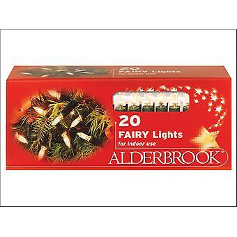 Alderbrook Shadeless Lights Clear x 20 AK522GC