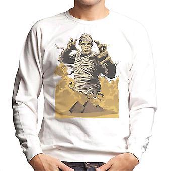 The Mummy Sandstorm Men's Sweatshirt