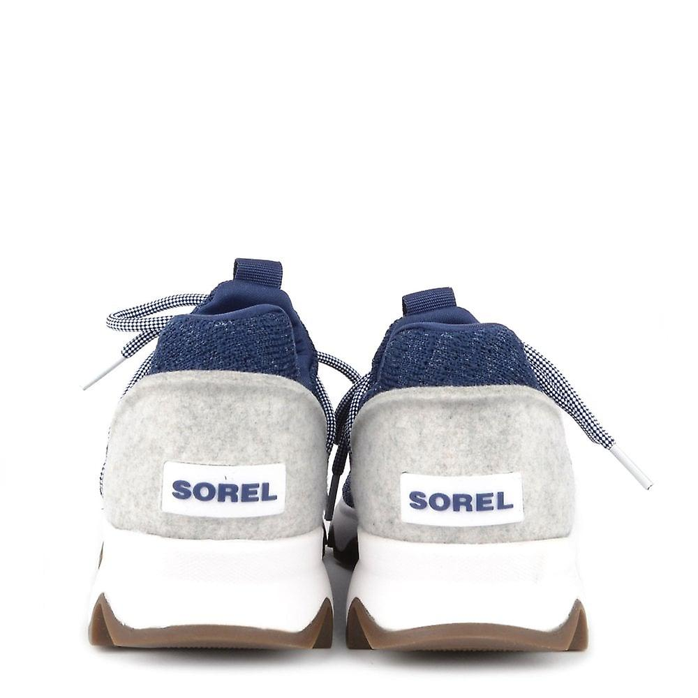 Sorel Kinetic Lace Blue Shadow Trainer