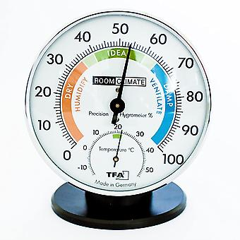 Analogue Indoor Thermo Hygrometer (Thermometer and Humidity Sensor)