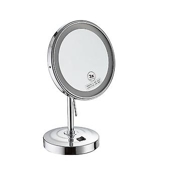7x LED Lighted Makeup Mirror Plug-in