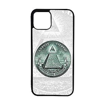 The All-Seeing Eye iPhone 12 / iPhone 12 Pro Shell