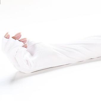uv lys lampe, gel anti hanske, hånd hvile manikyr nail art hansker