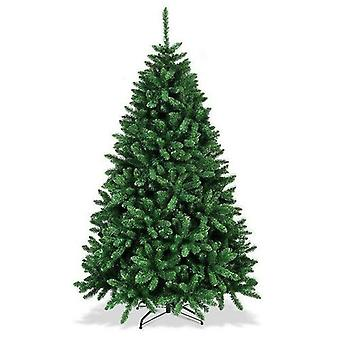 Hinged Artificial Christmas Tree High Quality Pvc Realistic