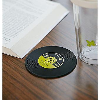 Ensemble vinyle record Coaster