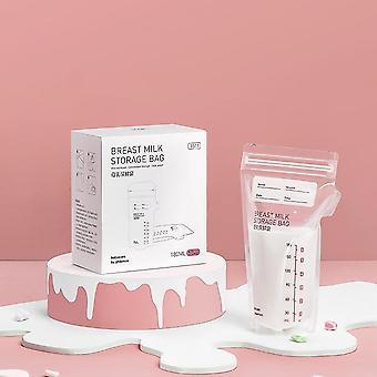 Bröstmjölk Frys, Disponibel Praktiskt Praktiskt Markeringsbara Barnmat Lagring
