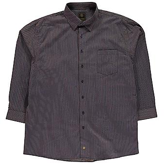 Fusion Geo Shirt Mens