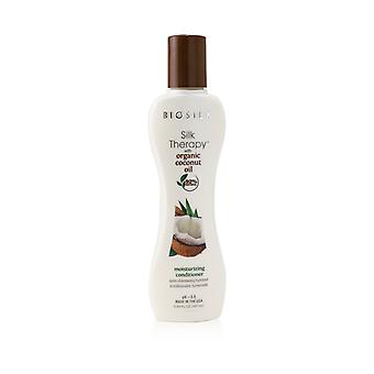 Silk therapy with coconut oil moisturizing conditioner 257367 167ml/5.64oz