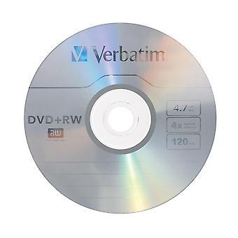 Dvd+rw Blank Disc Rewritable Disk Media Compact Data Storage Dvd 4x 4.7Go Dvd+rw Blank Disc Rewritable Disk Media Compact Data Storage Dvd