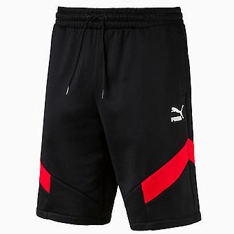 Puma MCS трикотажные 10'quot; Мужские шорты Colourblock Случайный пант Черный 578432 01
