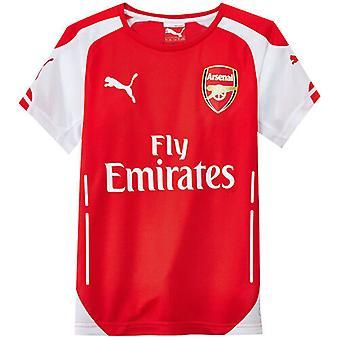 Puma Arsenal AFC Lasten Poikien Kotireplika 2014/2015 Jalkapallopaita 746462 01 R5C