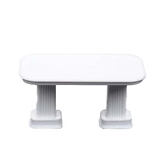 10pcs 1:50 Plastic Model Table for Sand Table Model DIY Dollhouse