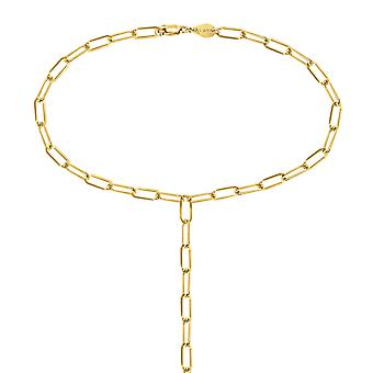 Collier Classic Collar Full Gold Links - Or Jaune