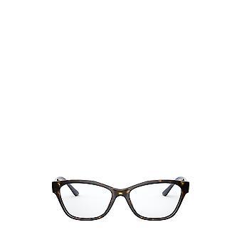 Prada PR 03WV havana female eyeglasses