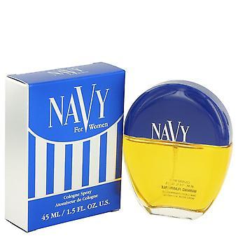 NAVY door Dana Cologne Spray 1,5 oz/44 ml (vrouwen)
