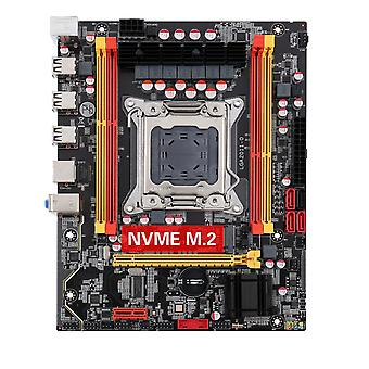 X79 Chipset Motherboard Lga2011 Mini-atx Combos E5 2620 V2 Cpu 4pcs X 4gb =