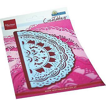 Marianne Design Creatables Cutting Dies - Petra's Folding Gate Floral LR0701 120x200mm (03-21)