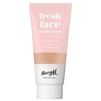 Barry M Fresh Face Liquid Foundation - Shade 9