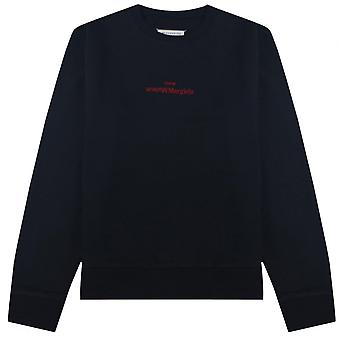 Maison Margiela Embroidered Sweater