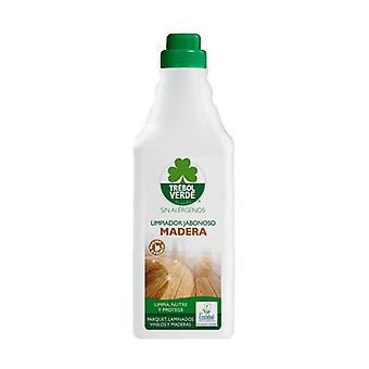 Wood and Parquet Soapy Floor Cleaner - Eco 1 L