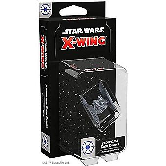 Star Wars X-Wing 2nd Edition Hyena-Class Droid Bomber Expansion Pack