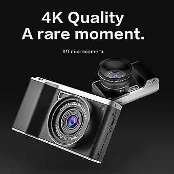 Digital Camera Home 24 Pixel Wide Angle Hd Ips Touch Screen Dslr